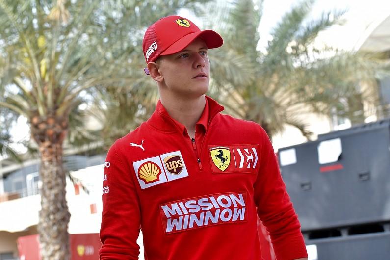 McLaren F1's Carlos Sainz Jr feels for Mick Schumacher over scrutiny
