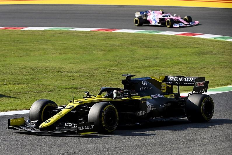 Ricciardo: Renault's gains clear at high downforce F1 tracks - Motor Informed