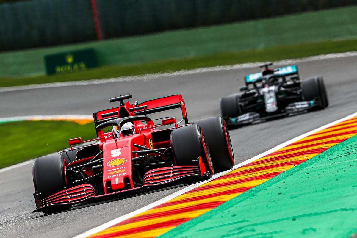 Ferrari Engine Controversy Still Leaves Sour Taste With Rivals F1 Autosport