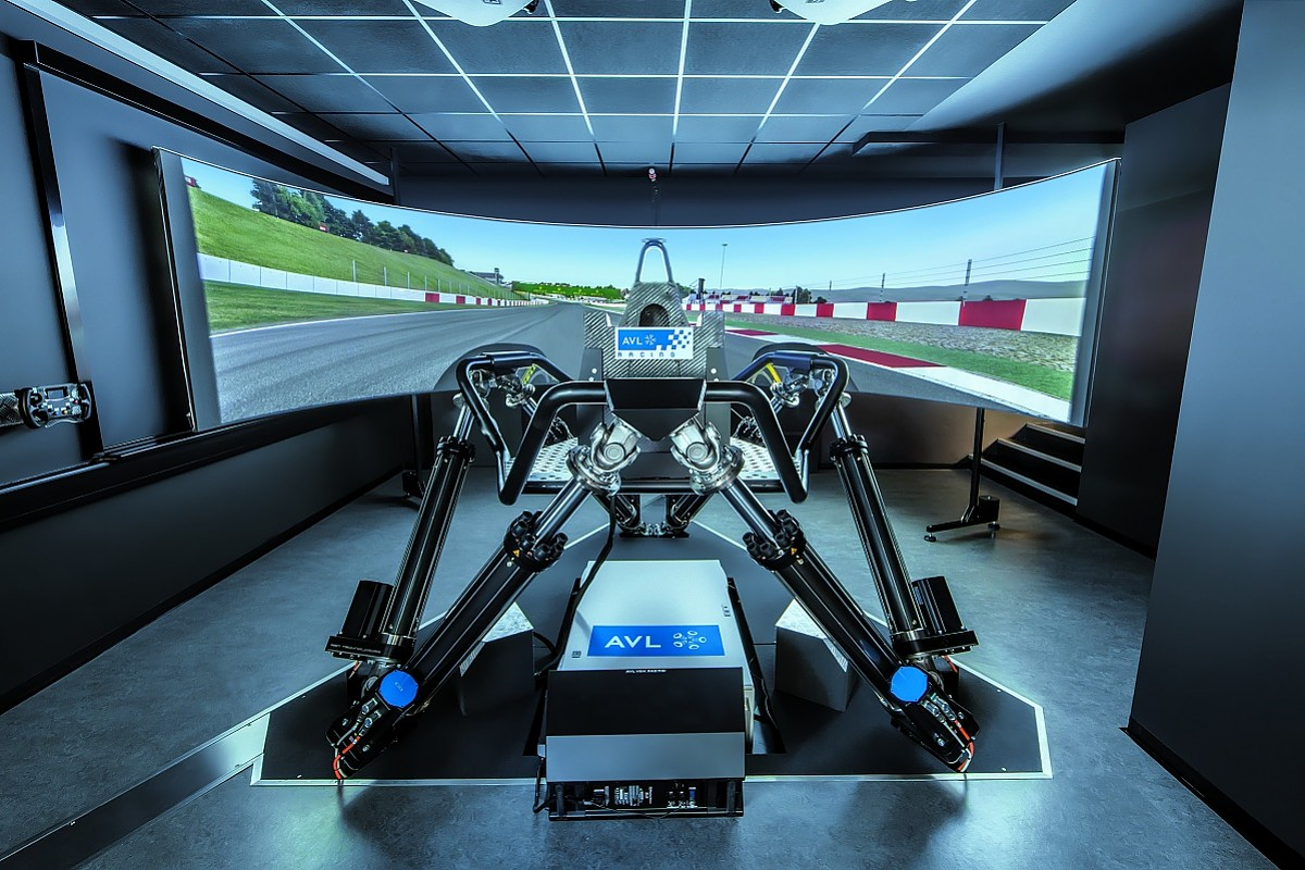 When simulation virtually becomes reality - Autosport Engineering