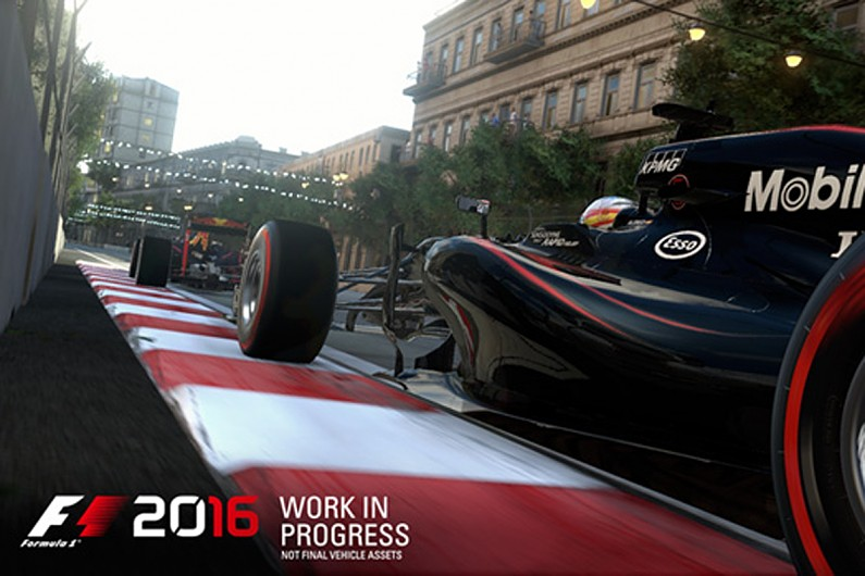 f1 2016 game first details revealed by codemasters f1 autosport. Black Bedroom Furniture Sets. Home Design Ideas