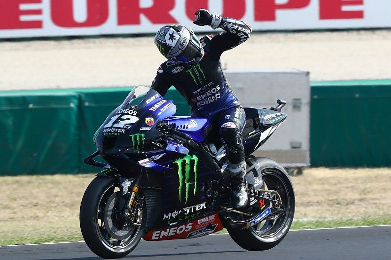 "Vinales ""happy to struggle on Friday"" for Misano MotoGP breakthrough - Motor Informed"