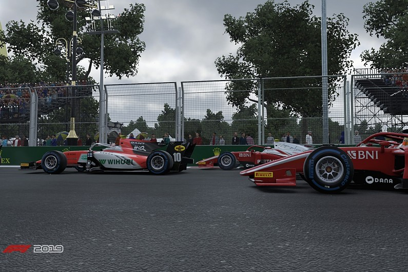 The full review of Codemasters' F1 2019 video game - Esports - Autosport