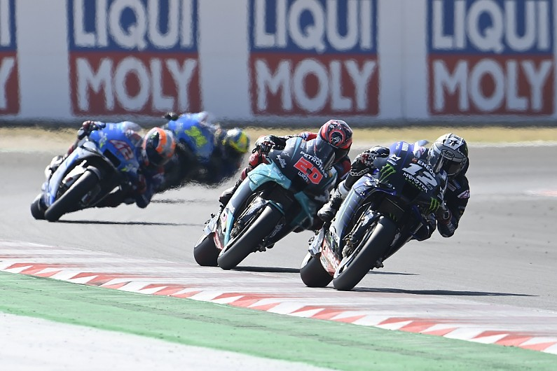 """Vinales a """"cone on track"""" in San Marino GP after """"usual"""" issues - Motor Informed"""