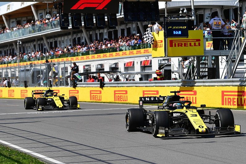 Video: Why Renault's French Grand Prix F1 update is a gamble