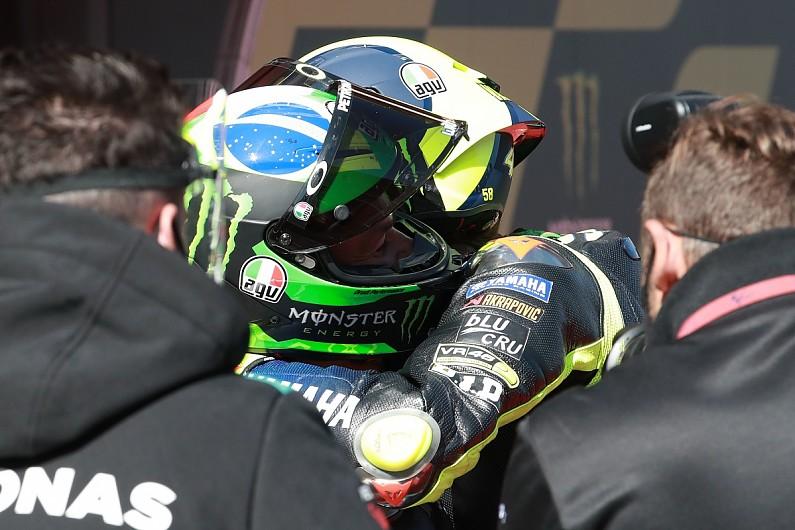 "Morbidelli ""looking forward"" to Rossi MotoGP fight at SRT in 2021 - Motor Informed"