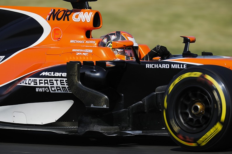mclaren f1 junior lando norris likely to move to f2 or japan in 2018