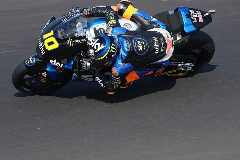 Rossi hopes half-brother Marini can get Avintia MotoGP ride - Motor Informed
