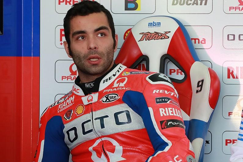 Danilo Petrucci And Pramac Ducati To Split After  Motogp Season Motogp Autosport