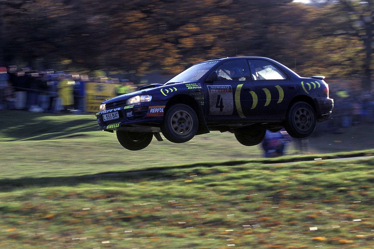 1995 world rally champion colin mcrae s 10 best drives wrc autosport 1995 world rally champion colin mcrae s