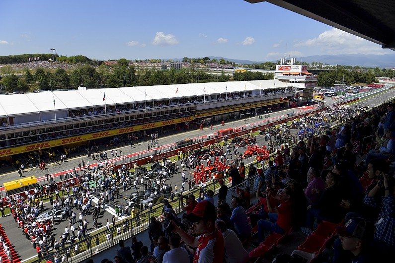 Spanish Grand Prix to stay on Formula 1 calendar for 2020