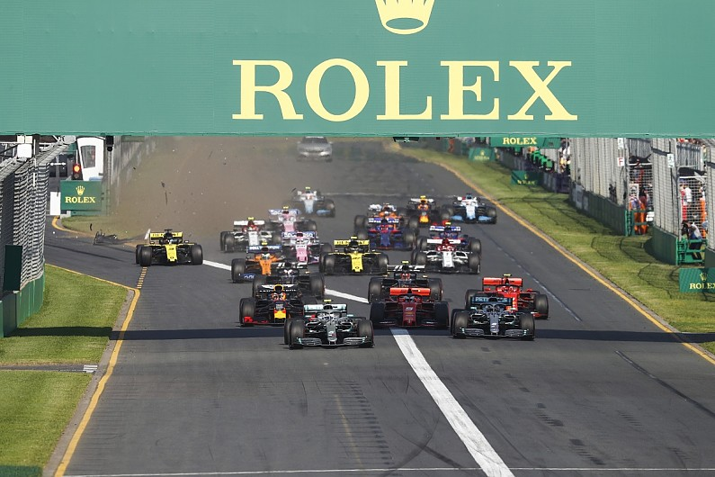 2020 Formula 1 calendar officially approved by FIA