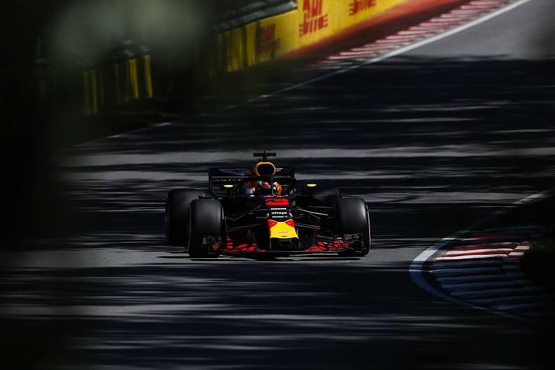 Canadian GP: Ricciardo moved towards Verstappen's set-up