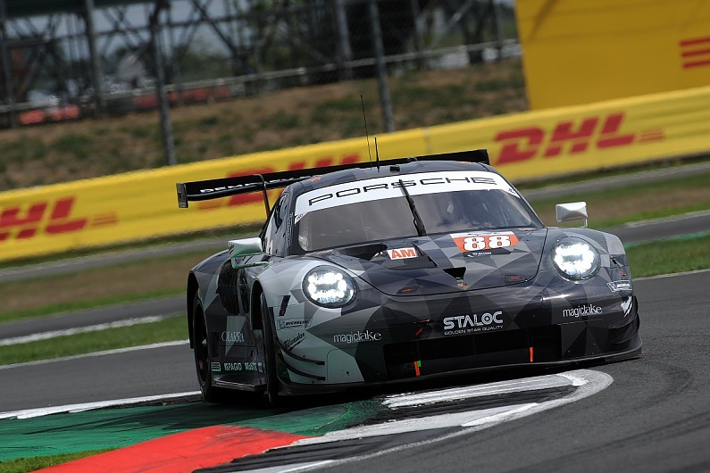 Dempsey Proton Wec Team Loses 201819 Points In Data Loggers Breach