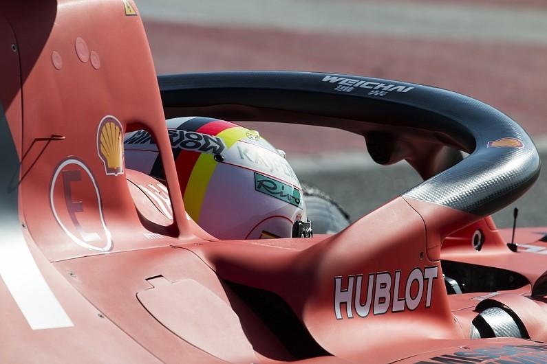 Arai 2019 helmet approved in time for Formula 1 season