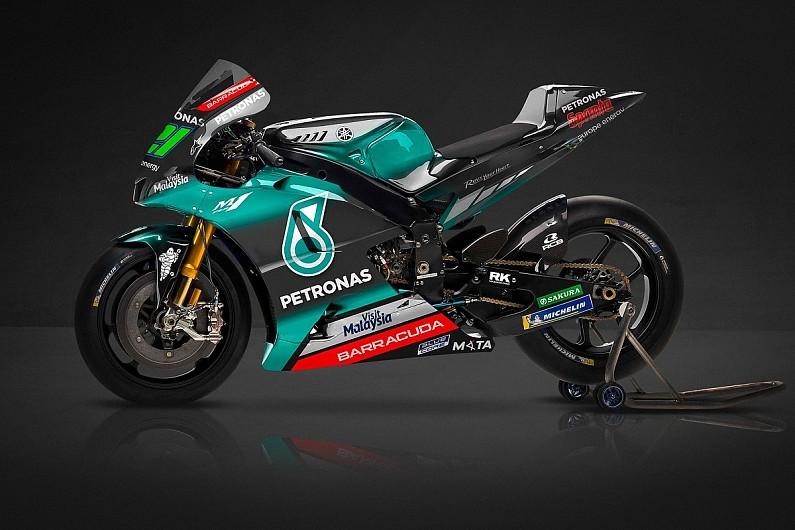 New Petronas Srt Yamaha Motogp Team Reveals 2019 Livery Motogp Autosport