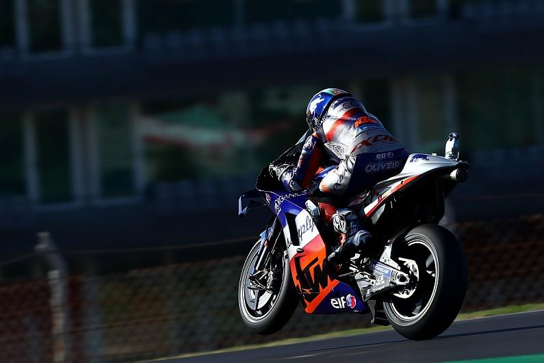 MotoGP Portugal: Oliveira takes home pole for Portimao finale - Motor Informed