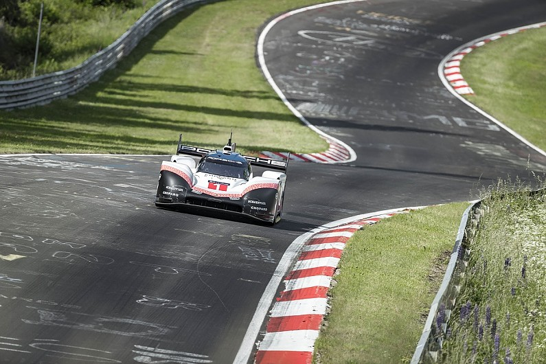 Porsche smashes Bellof\u0027s Nordschleife lap record with