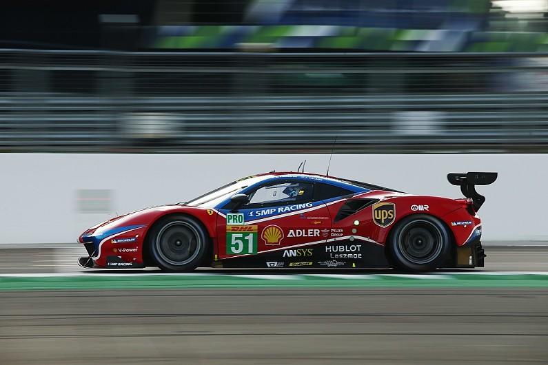 Incorrect penalty cost Ferrari WEC Silverstone GTE Pro