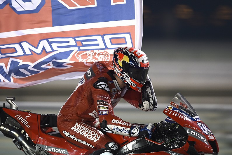 Decision made on contentious Ducati MotoGP winglet next week