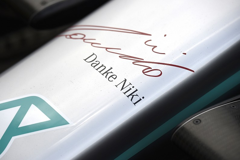 Mercedes to run special Lauda tribute branding at 2019 F1 Monaco GP