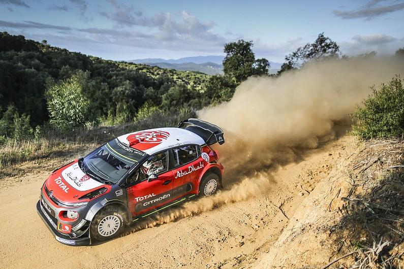[WRC] 勒布再测雪铁龙,但拒绝表态回归