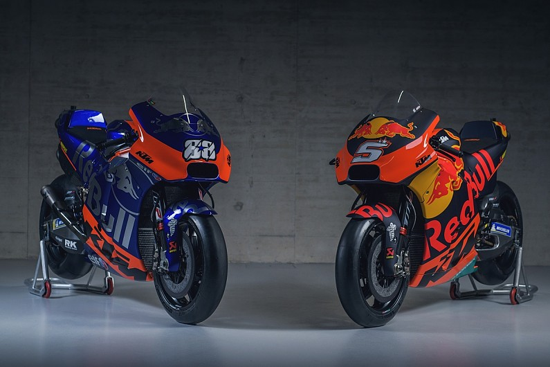 Satellite KTM team Tech3 to run Toro Rosso-style 2019 MotoGP livery