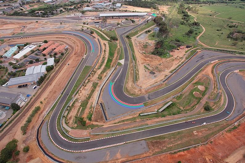 New Kyalami Circuit Layout Close To Formula 1 Standard