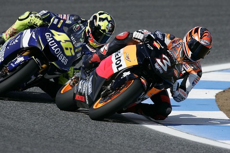 """Max Biaggi """"misses"""" MotoGP rivalry with Valentino Rossi"""
