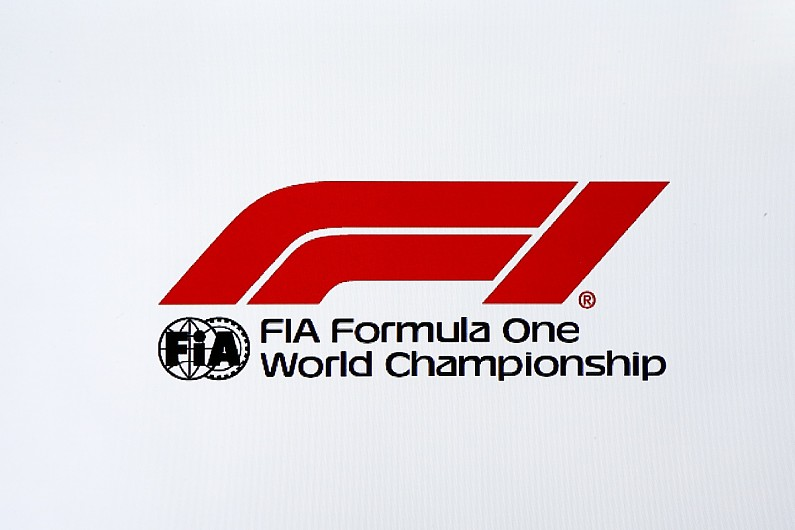 Formula 1 unveils new logo for 2018 season - F1 - Autosport