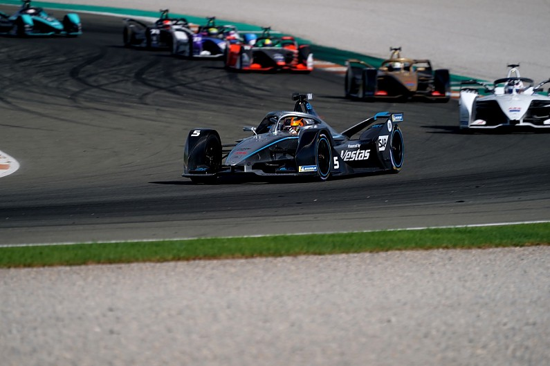 Formula E adds second 'test race' to final day of Valencia running