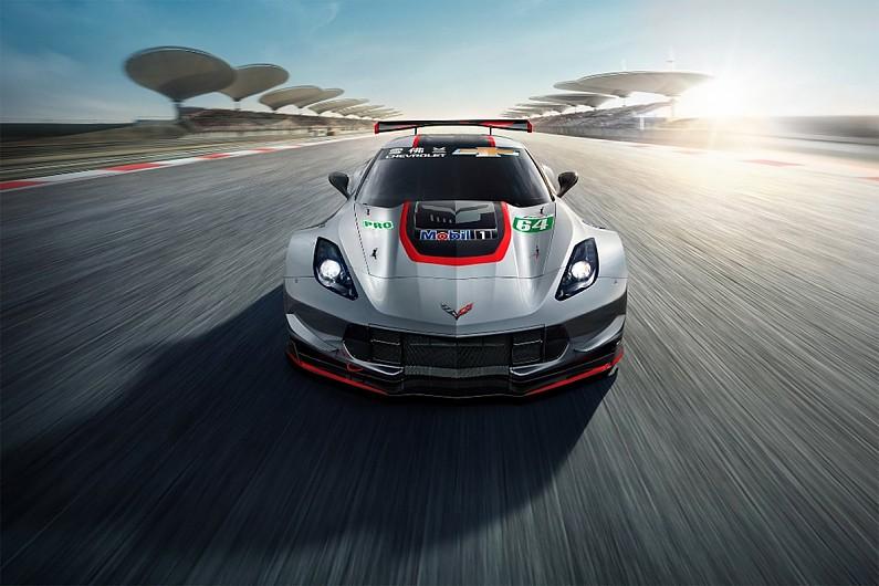 Corvette Reveals Special Livery For Wec Return At Shanghai Wec