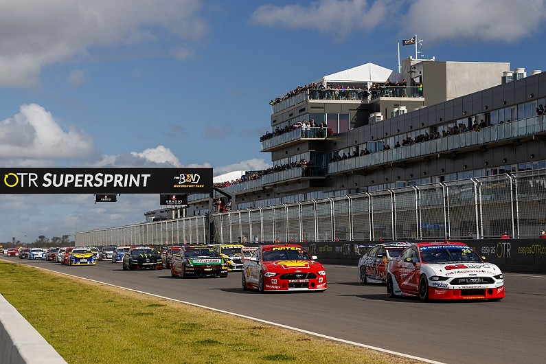 The Bend Supercars: McLaughlin equals Lowndes single-season