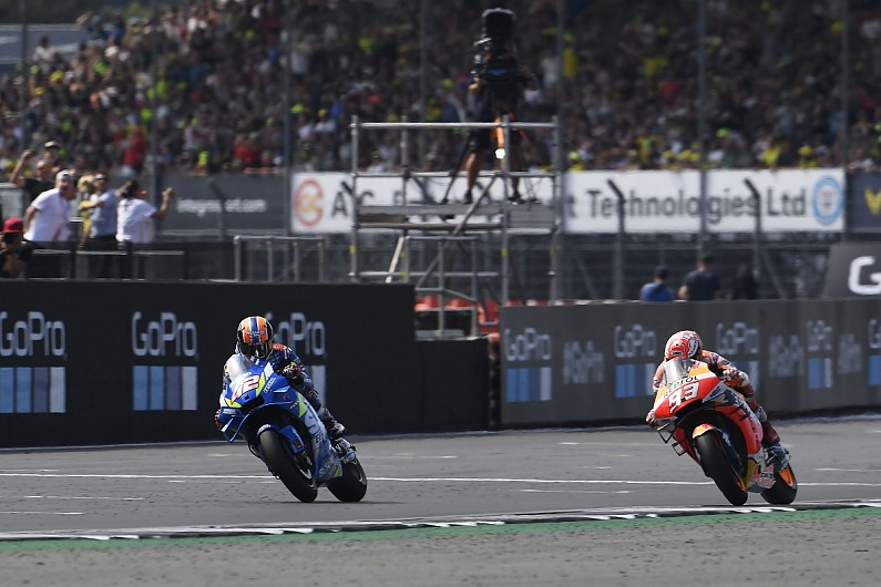 """Silverstone will be """"very disappointed"""" if it loses MotoGP in 2021 - Motor Informed"""