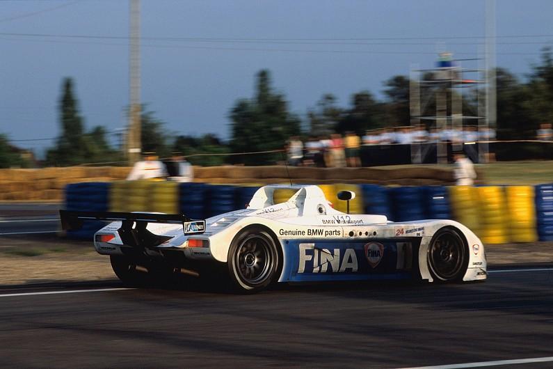 Rare Le Mans BMW V12 LM to make racing return at Paul Ricard