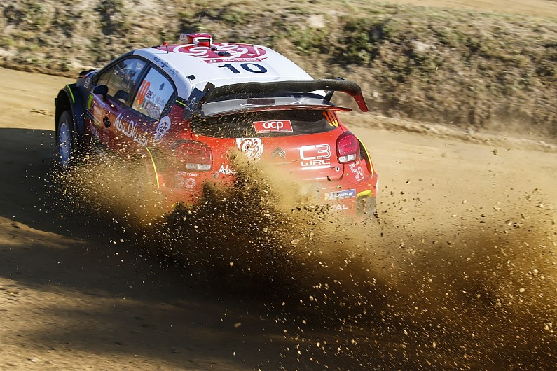 [WRC] 布林:雪铁龙会想念米克的经验