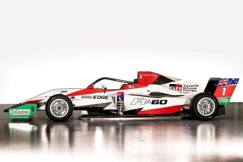 Toyota Race Cars >> Red Bull Honda Formula 1 Protege Headlines Toyota Racing