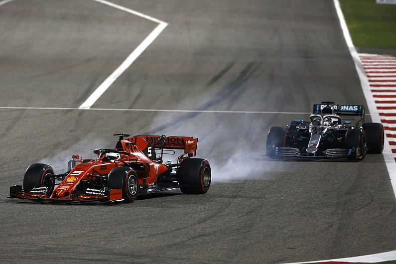 Video: What Vettel errors say about his F1 on-track Hamilton battle