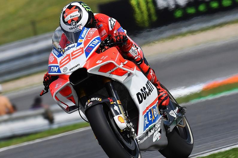 New Ducati MotoGP fairing part of bigger aero package at Brno - MotoGP - Autosport