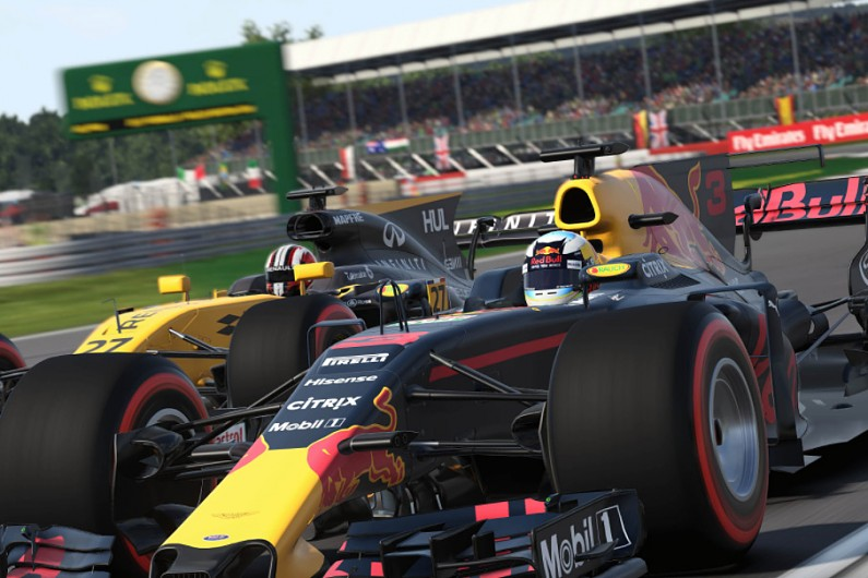 codemasters announces f1 2017 game update including new car designs gaming autosport. Black Bedroom Furniture Sets. Home Design Ideas