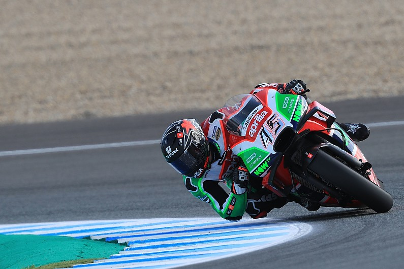 Scott Redding believes he risked his life 'for nothing' in