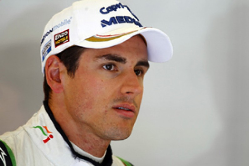 Adrian Sutil Given Suspended Sentence Over Incident Involving Lotus Eric Lux