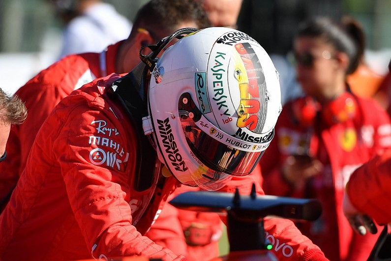 Ferrari F1 team needs to work better not harder - Sebastian Vettel