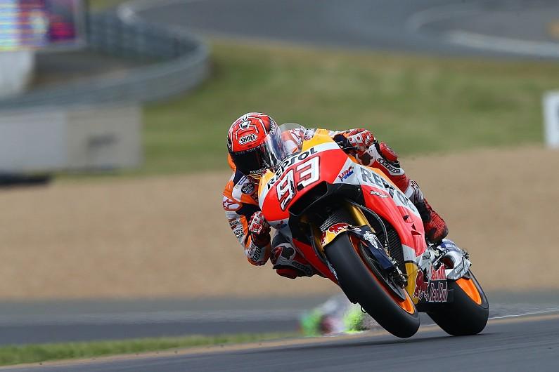 Marc Marquez Honda Motogp Bike Acceleration Still Inconsistent