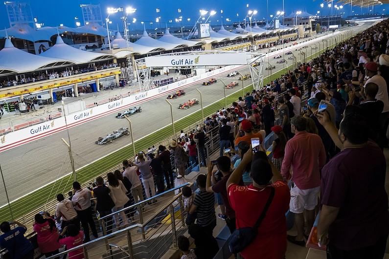 f1 bahrain 2019