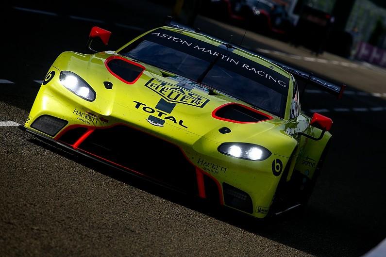 Aston Martin Building New Car For Le Mans After Test Day Crash   WEC    Autosport