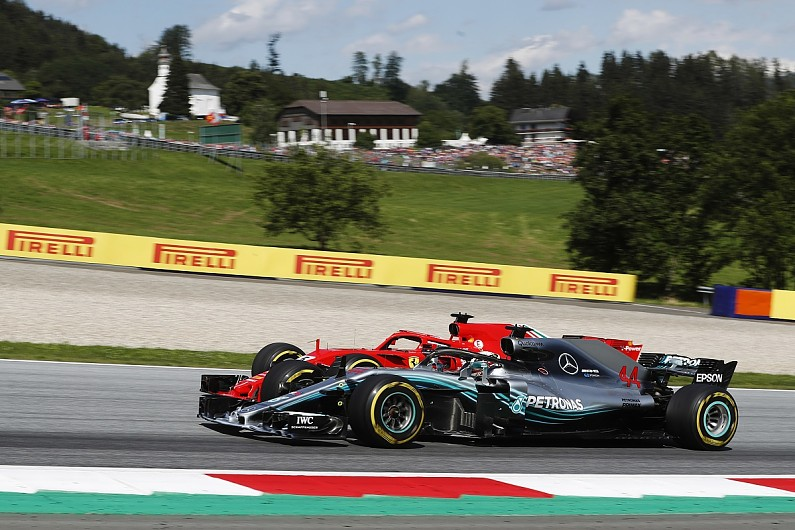 The F1 tech war fuelling Mercedes' and Ferrari's 2018 title battle