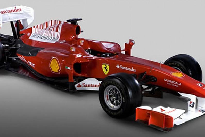 Ferrari unveils 2010 challenger - F1 - Autosport