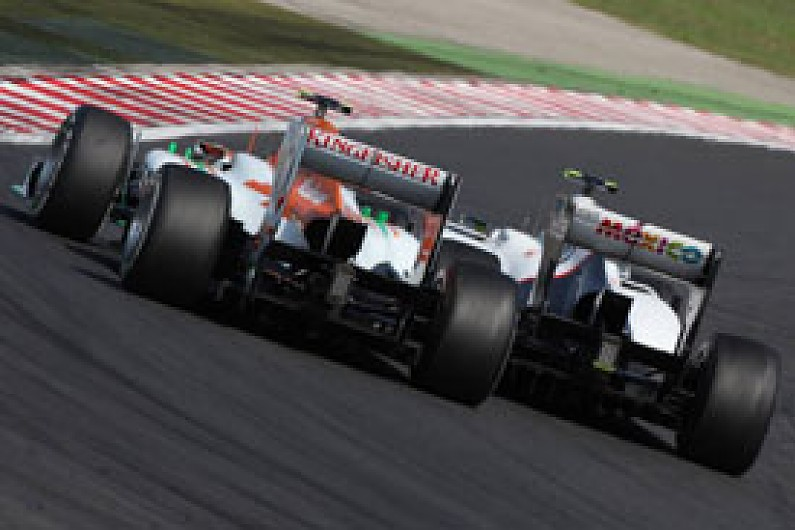 FIA elects for double DRS zone for F1 Hungarian GP