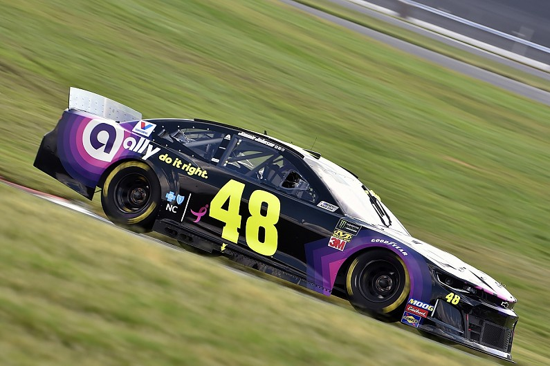 Johnson Keen To Delay Nascar Retirement Call Sponsor Commits To